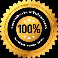 100 % serralheria e vidraçaria - Serralheria, Vidro