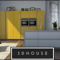 3D House Projetos - Arquiteto