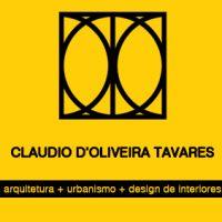 CLAUDIO D'OLIVEIRA TAVARES - a.u.d.i - Arquiteto