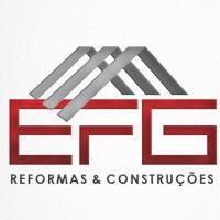 EFG Reformas e Construções - Dedetização, Elétrica, Empreiteira e construtora, Gesso / Drywall, Hidráulica, Impermeabilização, Pedreiro, Pintura, Revestimentos, Telhado, Vidro