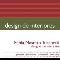 Fabia Masetto Turchetti  - Decorador, Designer de interiores