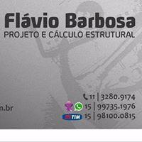Flávio Barbosa - Engenheiro Civil