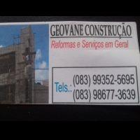 Geovane Santos - Administrador de obras, Decorador