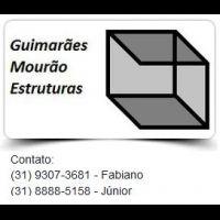 Guimarães Mourão Estruturas - Administrador de obras, Engenheiro Civil