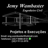 Jemy Wambaster  - Engenheiro Civil