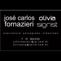 José Carlos Fornazieri &#38 Olívia Sigrist - Arquiteto