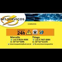 MT Serviços - Eletrotécnico, Elétrica, Redes de computadores