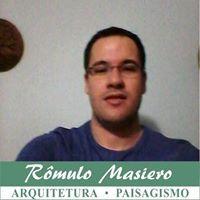 Rômulo Masiero - Arquiteto, Designer de interiores, Paisagista