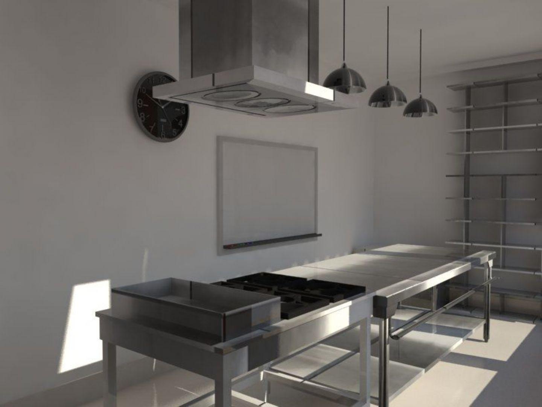 Cozinha Industrial Emp Rio Das Empadas Por Paulo Roberto Cardozo