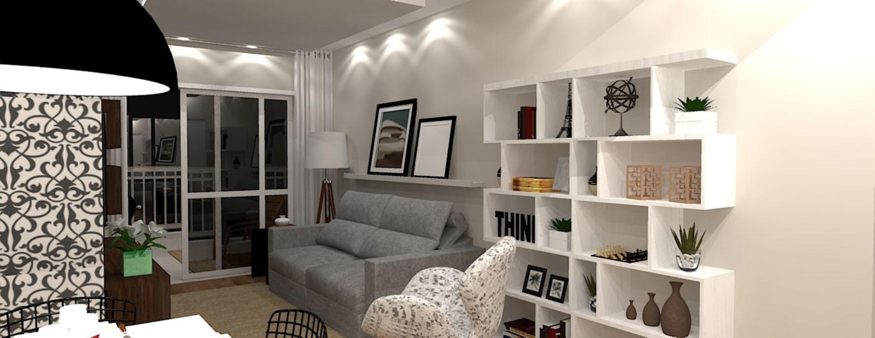Projeto completo de apartamento