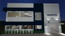 Academia - Sportway  (Equipe UZO Arquitetura)