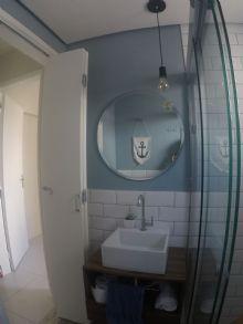 Apartamento 72 | Banheiro retrô