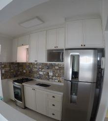 Apartamento 72 | Cozinha retrô