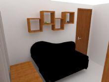 Apartamento decorado MRV