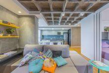 Reforma de apartamento por RUA043 Arquitetura | Fotografia Rafael Guimarães