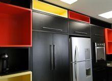Projeto de reforma de interiores para apartamento RUA043 Arquitetura | Fotografia Erika Yumi