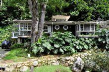 Casa na serra de Petrópolis
