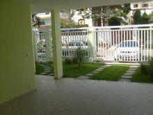 Casa - Rua Viriato Correia , Jardim Carioca