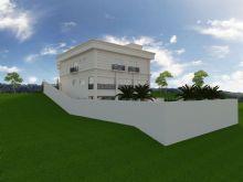 Casa Sobrado - Estilo Neoclássico