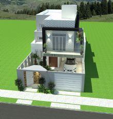 Casa Sobrado Moderno