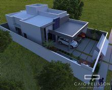 Casa Terreá Moderna