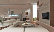 Interiores Residencial Terras de Jundiaí 256,50 m²