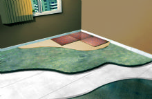 lã de PET - ISOSOFT PISO