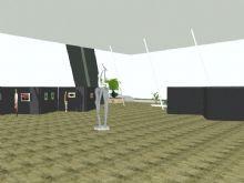 Espaço de Exposições Temporárias - Térreo
