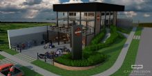 Projeto American Bar Harley Davidson