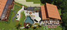 Projeto Arquitetura Residencial GV