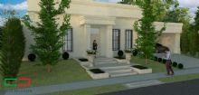 Projeto Casa Neoclássica Térrea