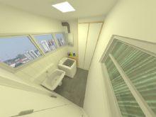 Projeto de reforma para apartamento no bairro Santo Amaro - SP