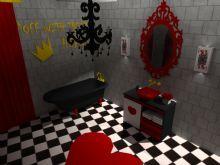 Proposto para um hotel na Disney, o quarto foi inspirado no filme
