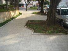 Reforma de calçada