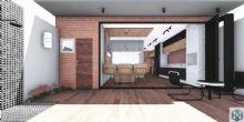 Reforma Transformando cozinha em área Gourmet