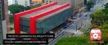 Vivência - 2ªEDIÇÃO 2017 - Sampa dos Modernistas